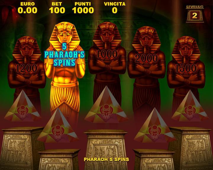 Mystic Pharaoh - 06