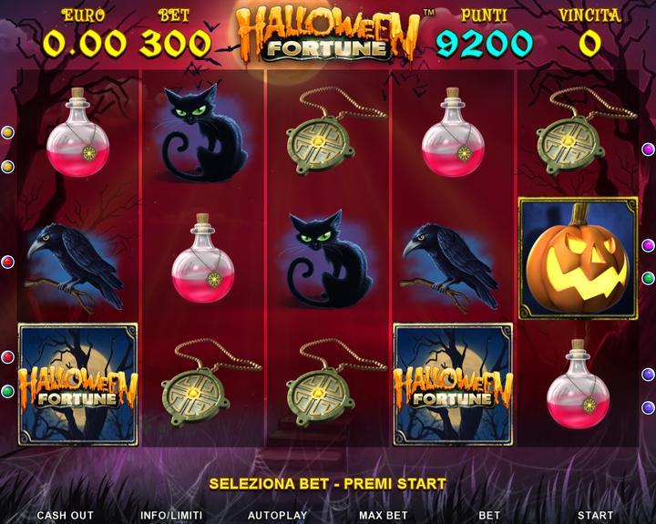 Halloween Fortune - 02
