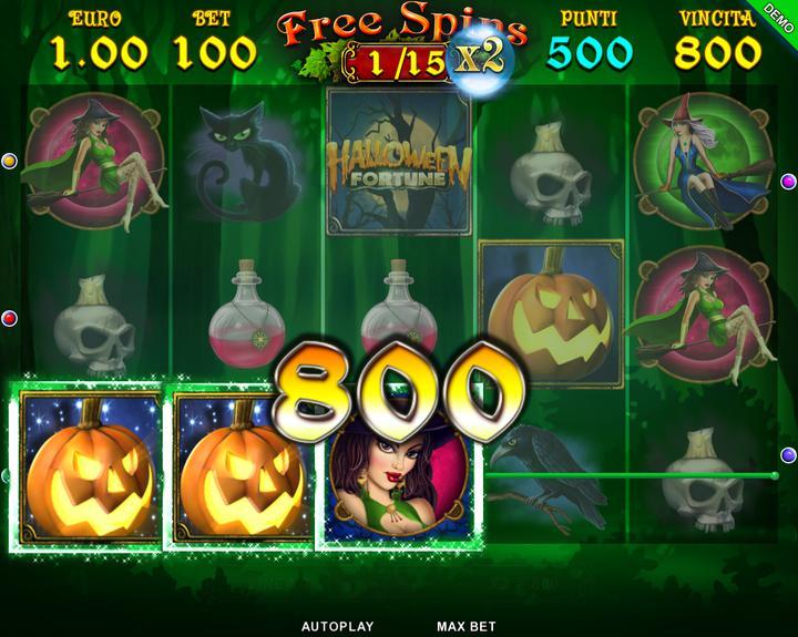 Halloween Fortune - 07