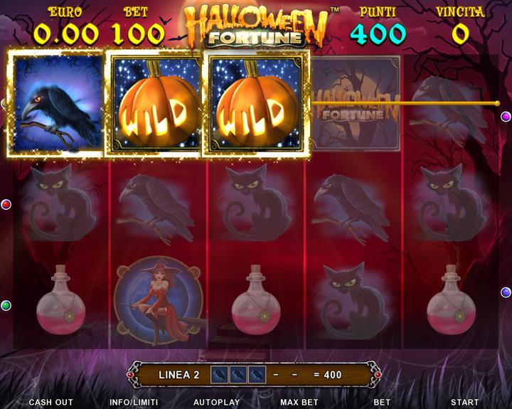 Halloween Fortune - 03