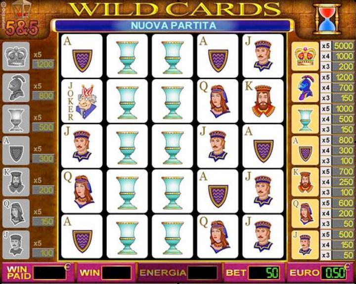 WILDCARDS 3
