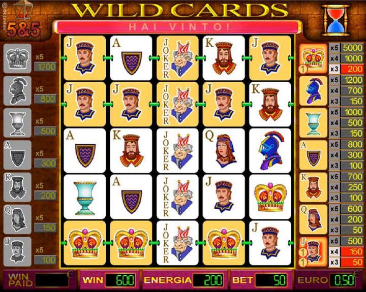WILDCARDS 4