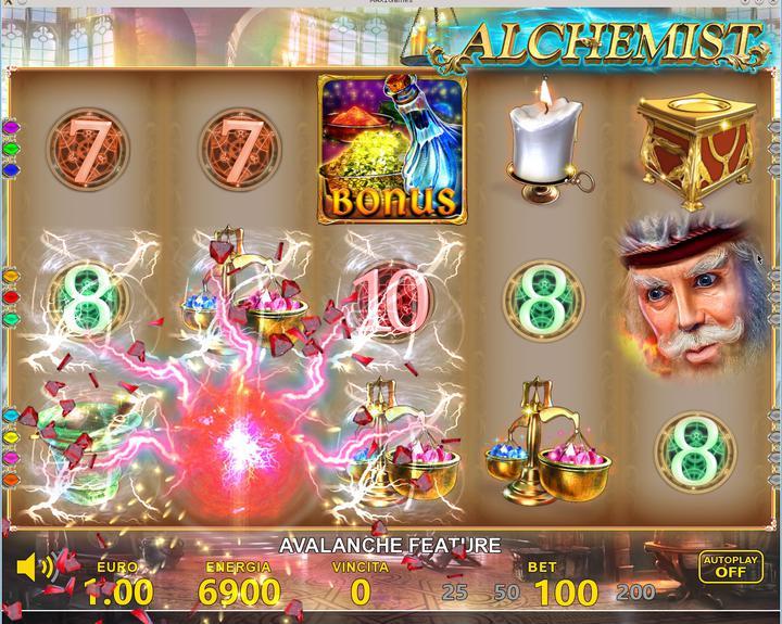 Alchemist - 03