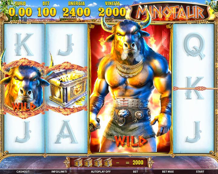 Minotauro 5