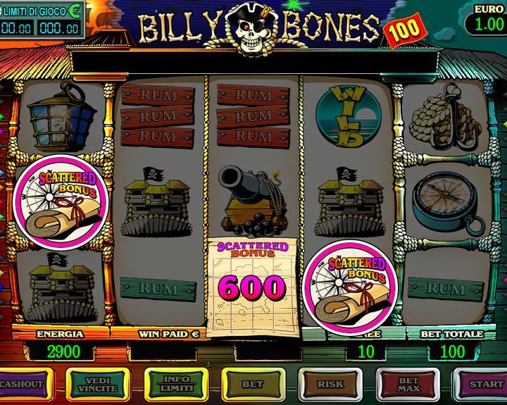 BILLY BONES 3