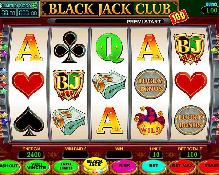 BLACK JACK CLUB 1