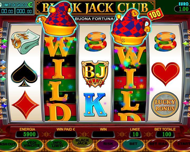 BLACK JACK CLUB 3