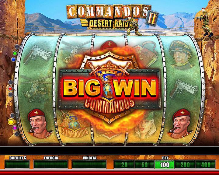 COMMANDOS GOLD 6