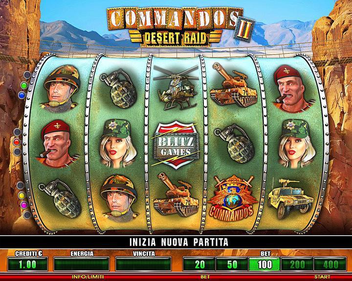 COMMANDOS GOLD 1