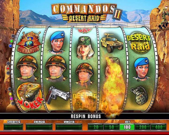 COMMANDOS GOLD 3