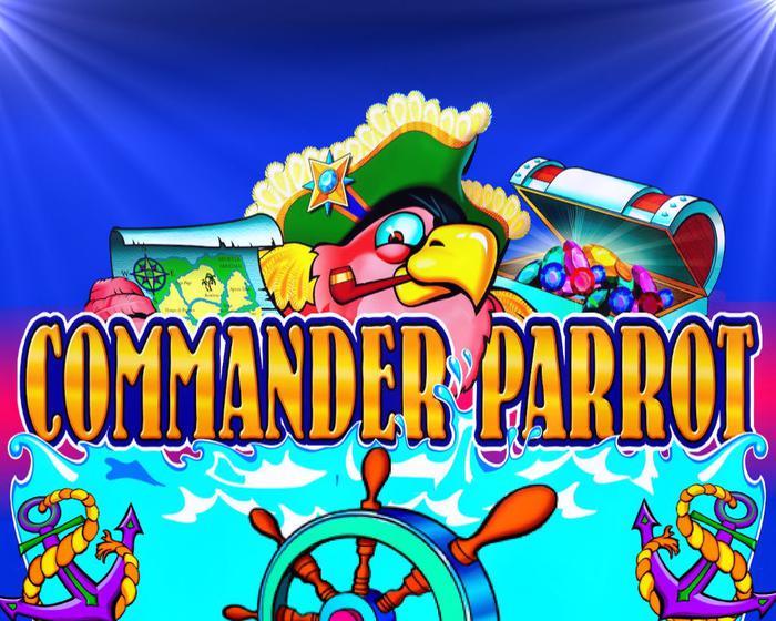 Commander Parrot