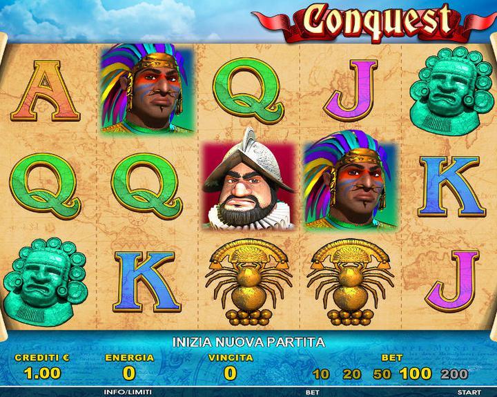 Conquest - 01