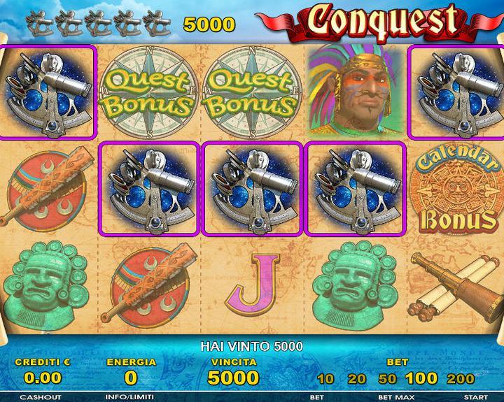 Conquest - 05