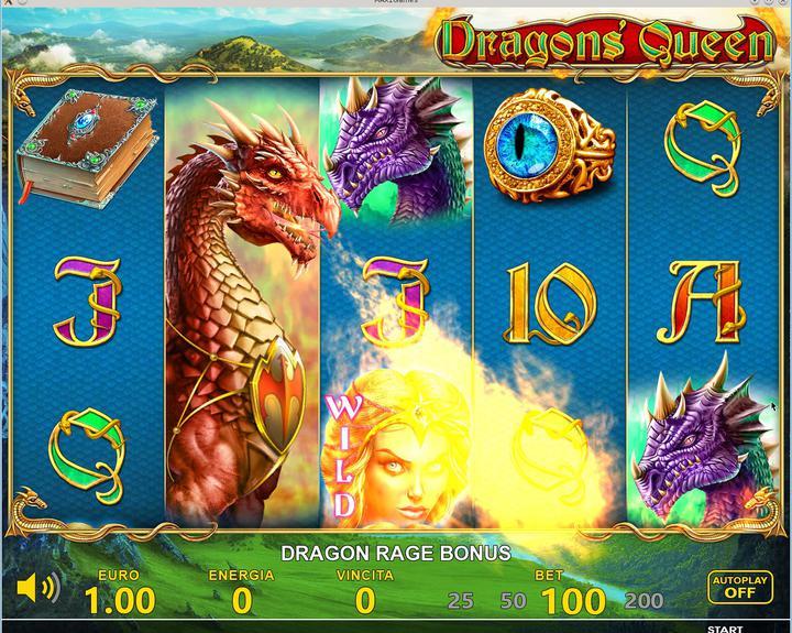 Dragons' Queen - 01
