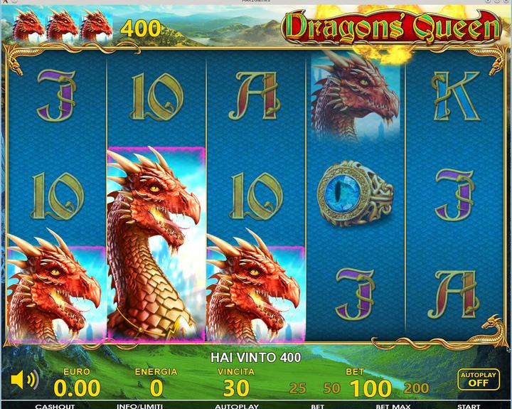 Dragons' Queen - 02