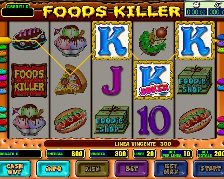 FOODS KILLER 2
