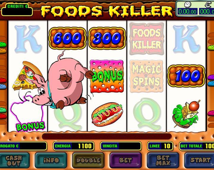 FOODS KILLER 3