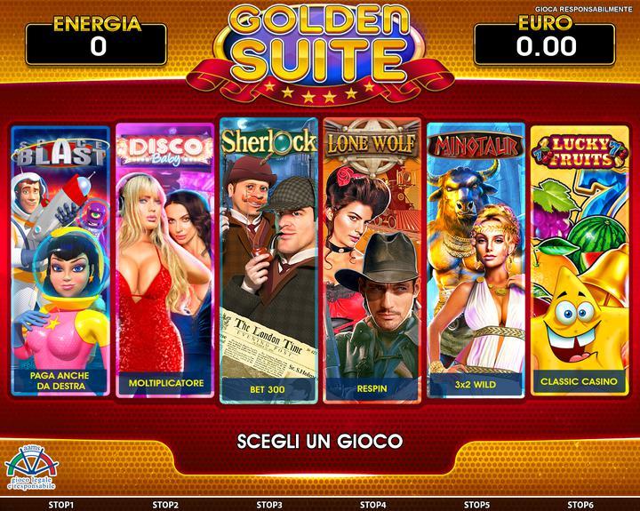Golden Suite - Selection