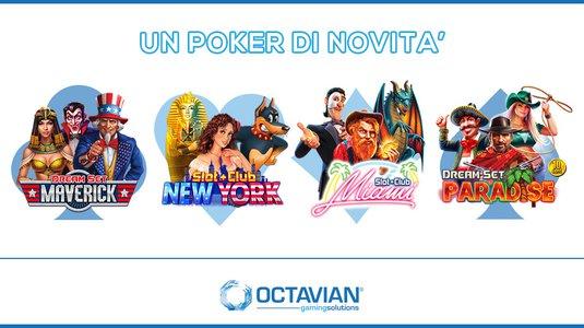 Poker di Novità