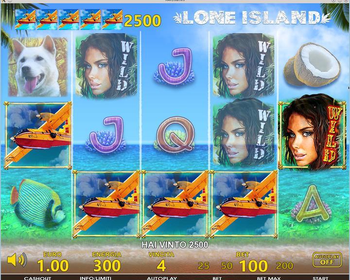 Lone Island - 01