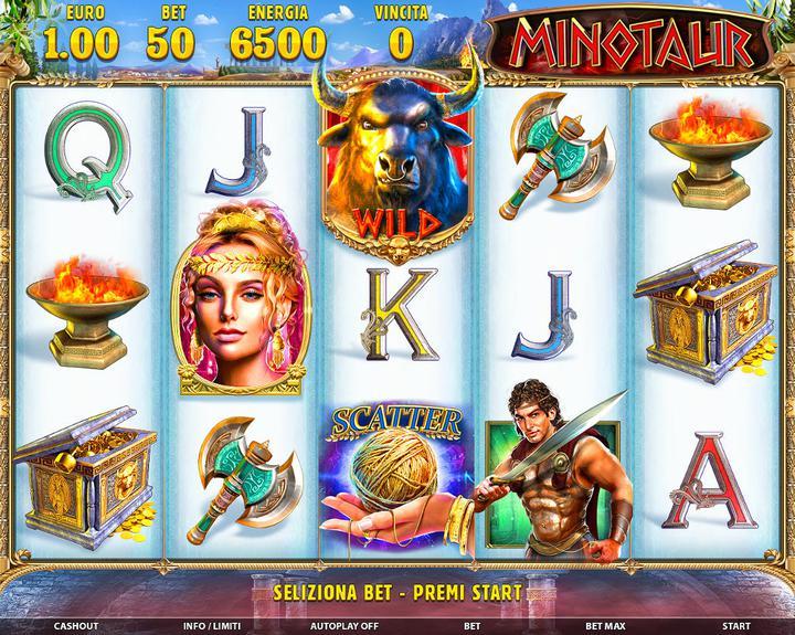 Minotaur - 01