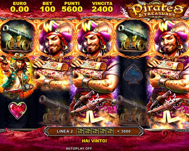 Pirates & Treasures - 05