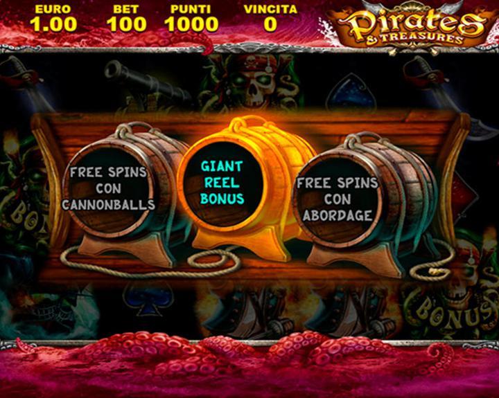 Pirates & Treasures - 04