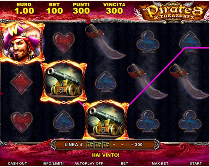 Pirates & Treasures - 02