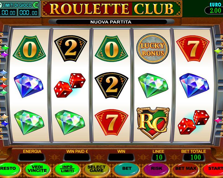 ROULETTE CLUB 1