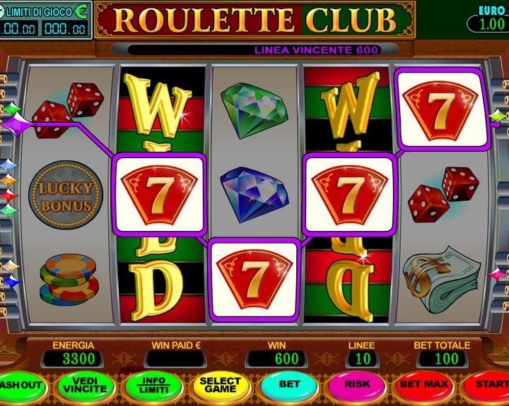 ROULETTE CLUB 2