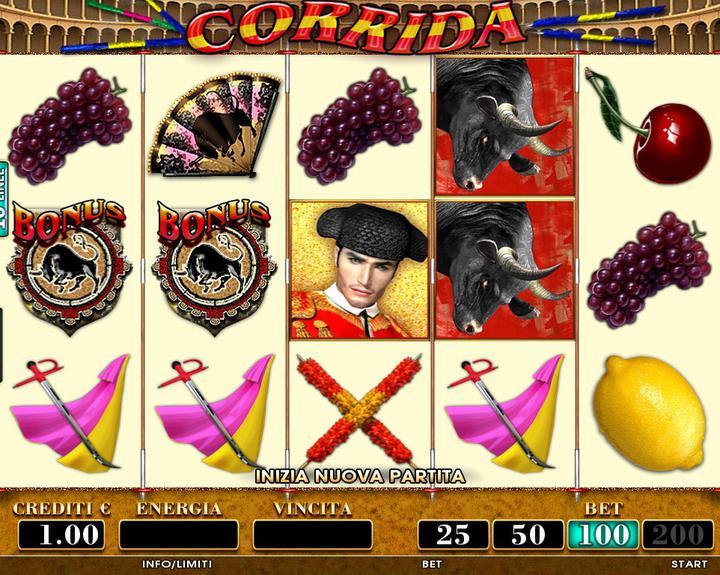 CORRIDA 1