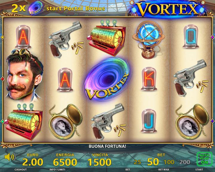 VORTEX 2