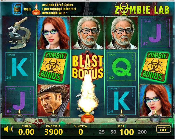 Zombie Lab - 02