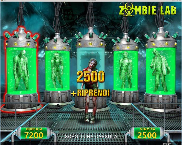 Zombie Lab - 04
